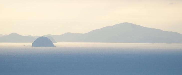 Viser bilde av et hvitt landskap som illustrer håp og renhet