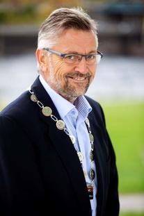 Bilde av ordfører Sjur Strand