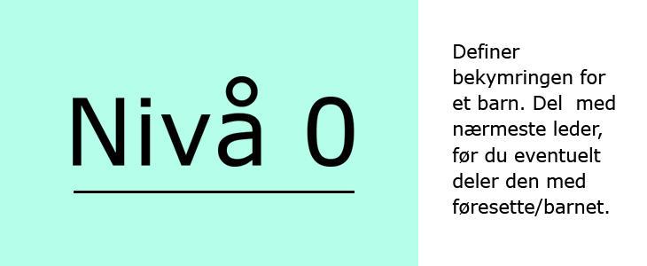 Nivå 0