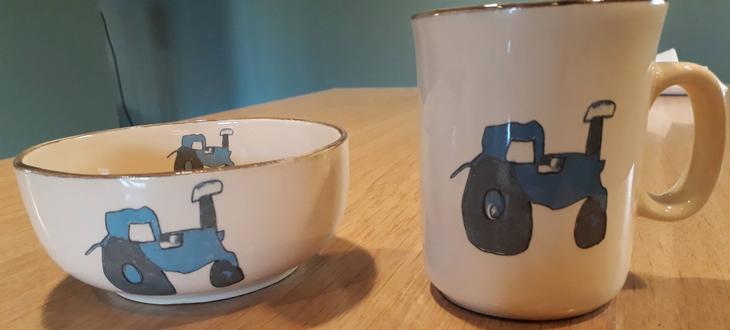 viser bilde av kopper