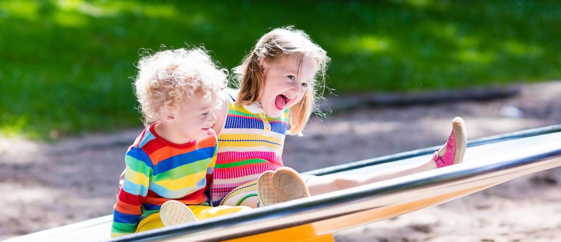 barn i barnehagen