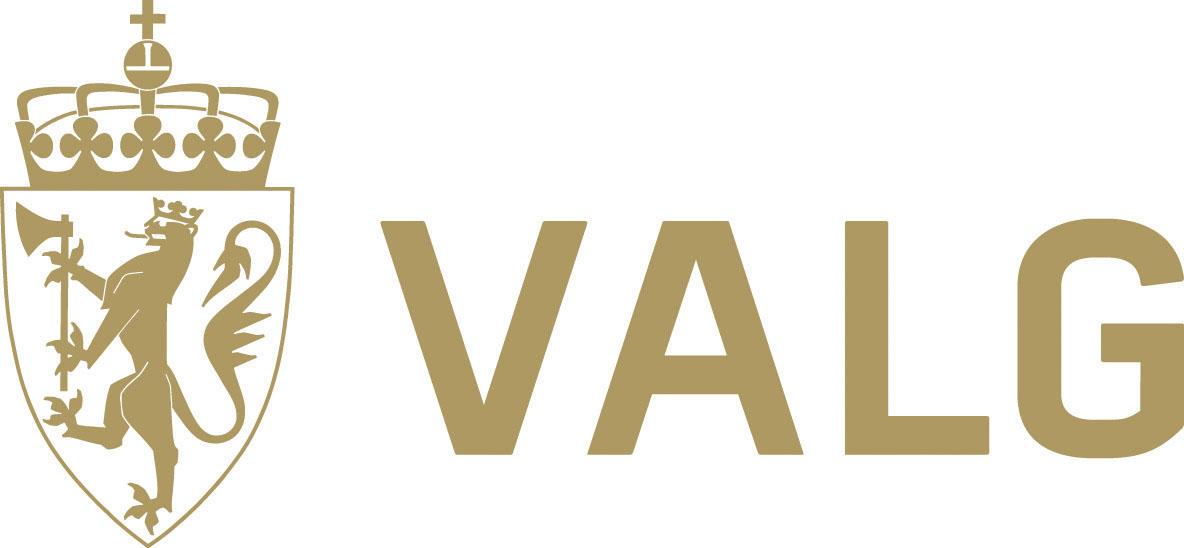 Logo av valg 2021