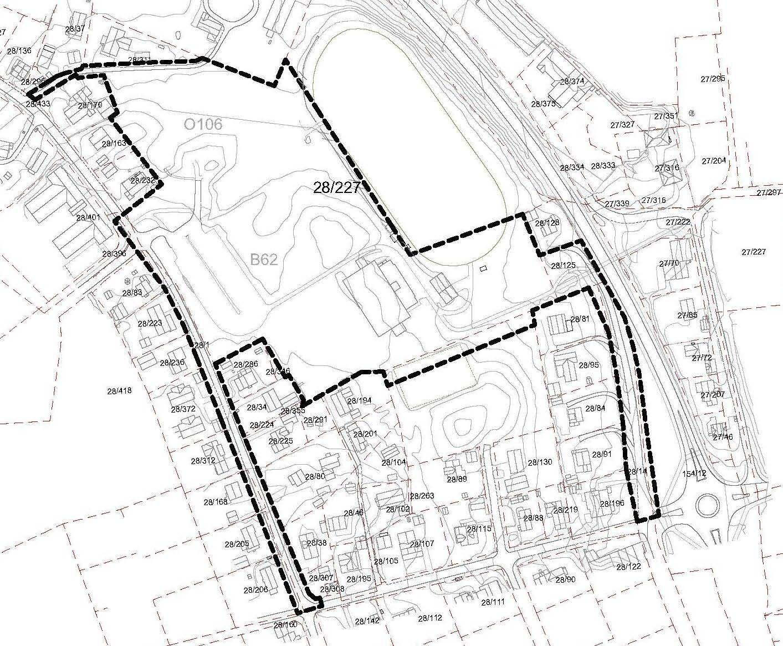 Kart Holt boliger